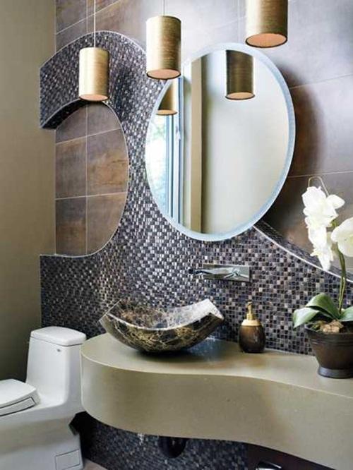 Amazing Ideas for Designing Modern Bathrooms