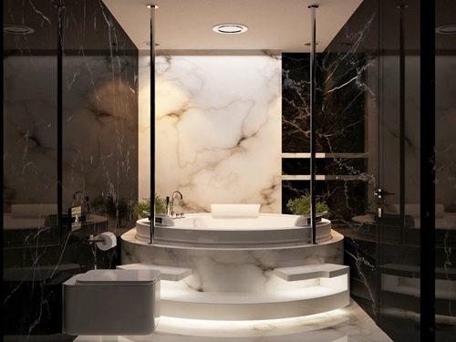 Amazing Ideas for Designing Modern Bathrooms