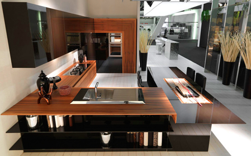 Amazing Ideas to Decorate a Modern Asian Kitchen Interior design