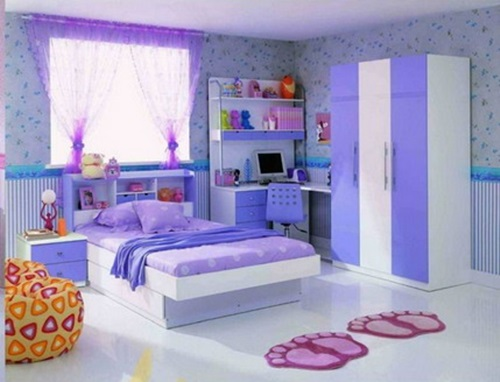 Amazing ideas to decorate your teenager son or daughters bedroom