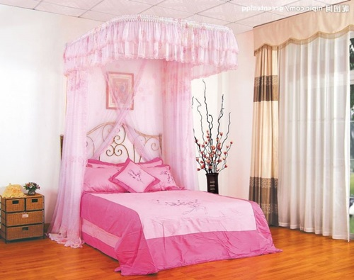How To Decorate An Attractive Little Girl Bedroom With A