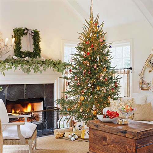 Awesome Simple Ideas To Spice Up  Your Home On Christmas Time
