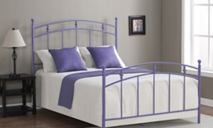 Superb Euro Metal Bed frame is your Answer for a Unique Beautiful and Stylish Bedroom Interior design