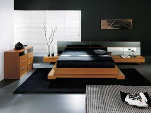 Trend  Beautiful Bed Frame Marina Bedroom