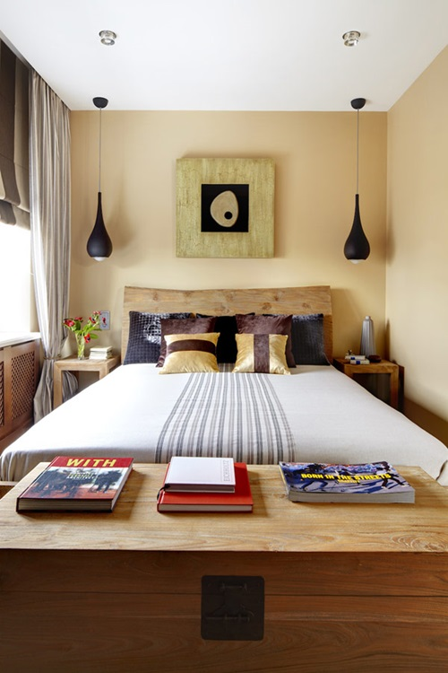 Smallest Bedroom your guide to get some space in the smallest bedroom - interior design