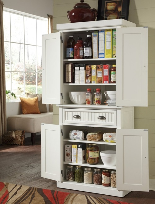 Brilliant kitchen storage solutions interior design for Kitchen design solutions