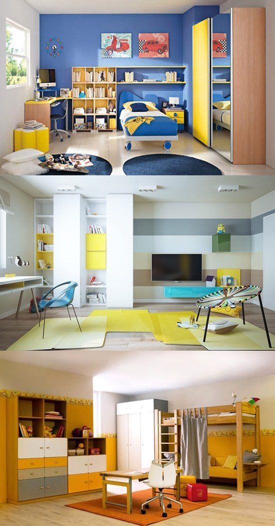 Children's Bedroom Attractive and Modern Ideas