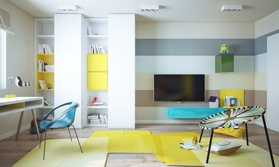 Children's Bedroom Attractive and Modern Ideas