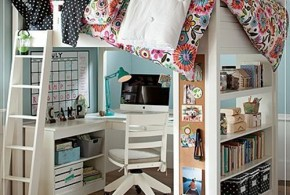 Clever Ideas & Designs To Create Storage Space In Your Small Bedroom