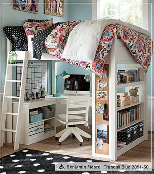 Nice ... Clever Ideas U0026 Designs To Ctreate Storage Space In Your Small Bedroom  ...