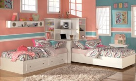 Clever Ideas To Redecorate Teen's Room With Little Budget & Easy Way