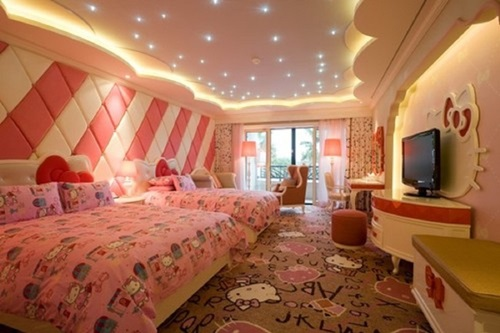 Colorful Bedroom Decorating Ideas and Pictures for Kids