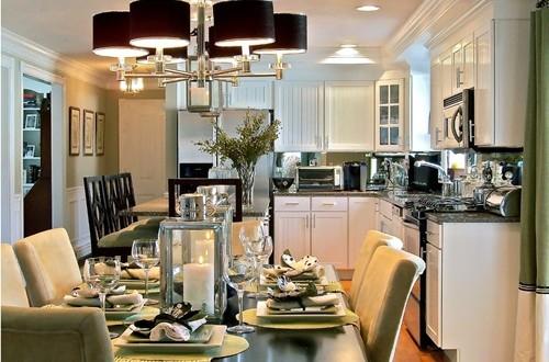 Dining Room Interior Design Ideas And Decorating Ideas