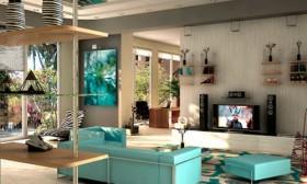 Decorative area rugs focal point interior design for Distinctive interior designs