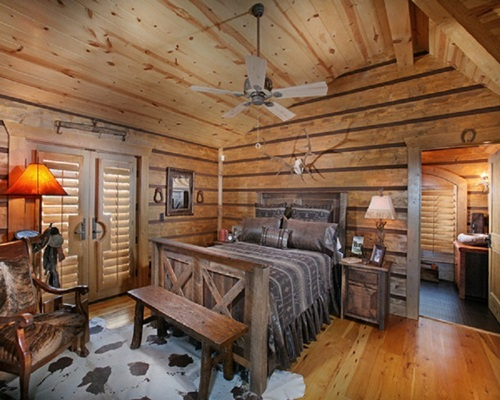Creating An Awesome Country Style Bedrooms With A Memorial Feeling ...