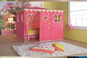 Creative, Beautiful and Cheap Ideas to Decor your Kid's Bedroom