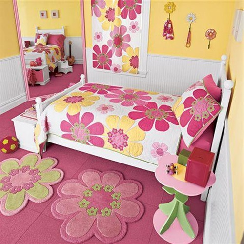 Beautiful Kids Rooms: Creative, Beautiful And Cheap Ideas To Decor Your Kid's