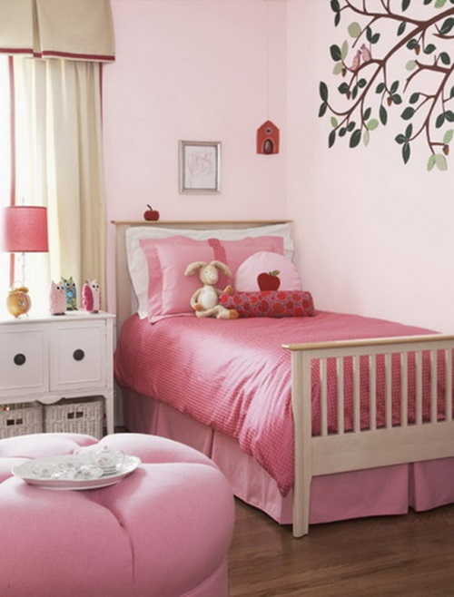 Creative, beautiful and cheap ideas to decor your kids bedroom