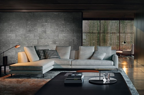Creative, stylish and comfortable contemporary furniture for elegant home