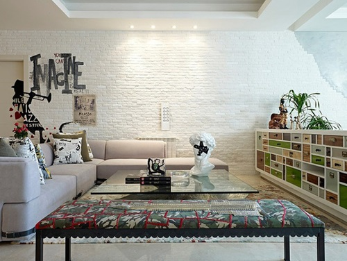 Fun with the Eclectic design