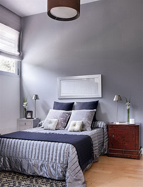 small bedrooms the correct choice of colors mirrors and lighting