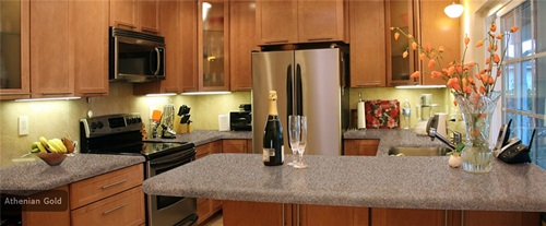 Granite countertops for a life time