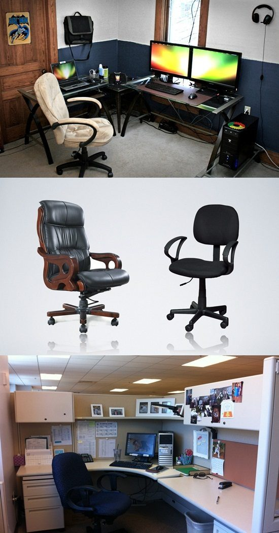 Have a Stylish, Comfy Office for your Employees to work at with no High Coast at all