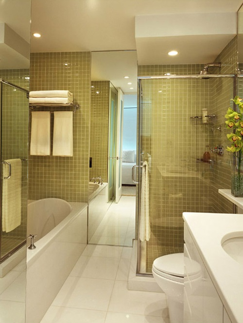 How to Decorate a Modern Asian Bathroom