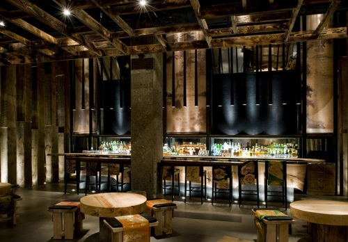How to design a stylish japanese restaurant interior
