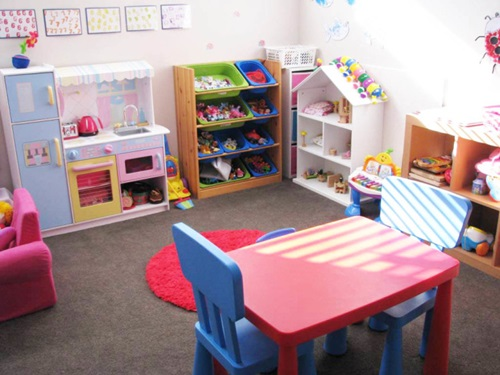 How to Design an Interesting Kids Playroom