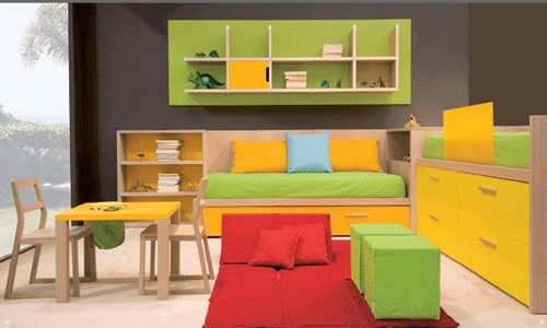 How To Design An Interesting Kids Playroom Interior Design