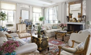 How to have a Chic Interior Decoration using Baroque Curtain Ideas