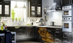 Get a Stylish, Modern and Affordable Decor for your Kitchen from Ikea
