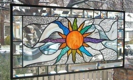 Ideas to add art and Beauty to your Place with the Stained Glass Panels
