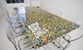 Lego Blocks Conference Room How Cool is that?