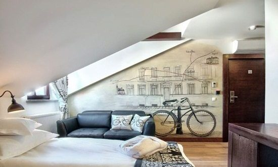Let your teens go crazy with their bedrooms interior design for Crazy interior house designs