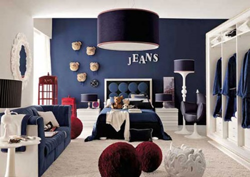 Let your Teens Go Crazy with their Bedrooms