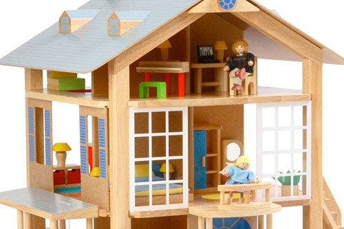 Lovely information about doll houses interior design for 10 interesting facts about interior design
