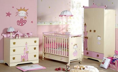 Magical stylish modern nurserys furniture