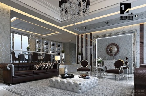 Modern Asian Living Room Decorating Ideas ...