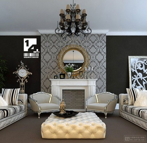 Modern asian living room decorating ideas interior design for Asian decorating ideas living room