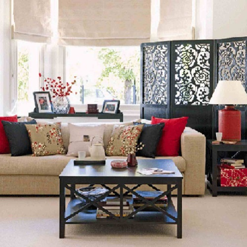 Modern Living Room Decorating Ideas: Modern Asian Living Room Decorating Ideas