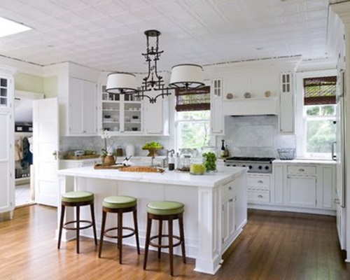 Nice decorating tips for having a retro kitchen in your for Really nice kitchen designs
