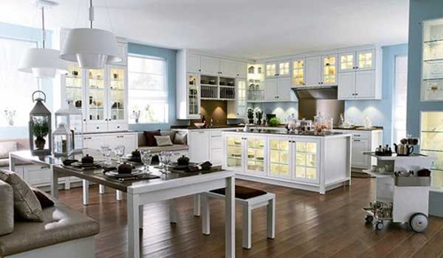 Nice Decorating Tips For Having A Retro Kitchen In Your