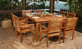Outdoor Woodwork: Ever Original Even If Traditional