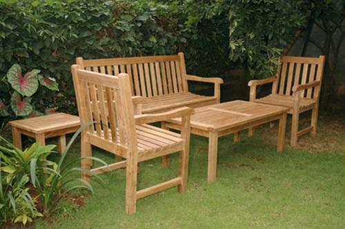 Outdoor Woodwork