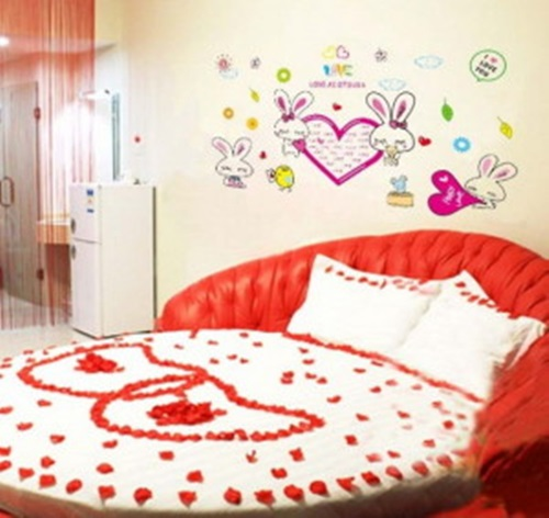 Romantic ideas to decorate your bedroom for valentine s - Romantic valentine room ideas ...