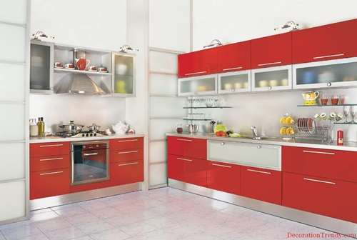 Simple Designing Ideas for Narrow Kitchens