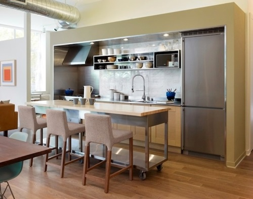 Amazing And Smart Tips For Kitchen Decorating Ideas: Smart Practical Ideas To Create A Perfect Small Kitchen