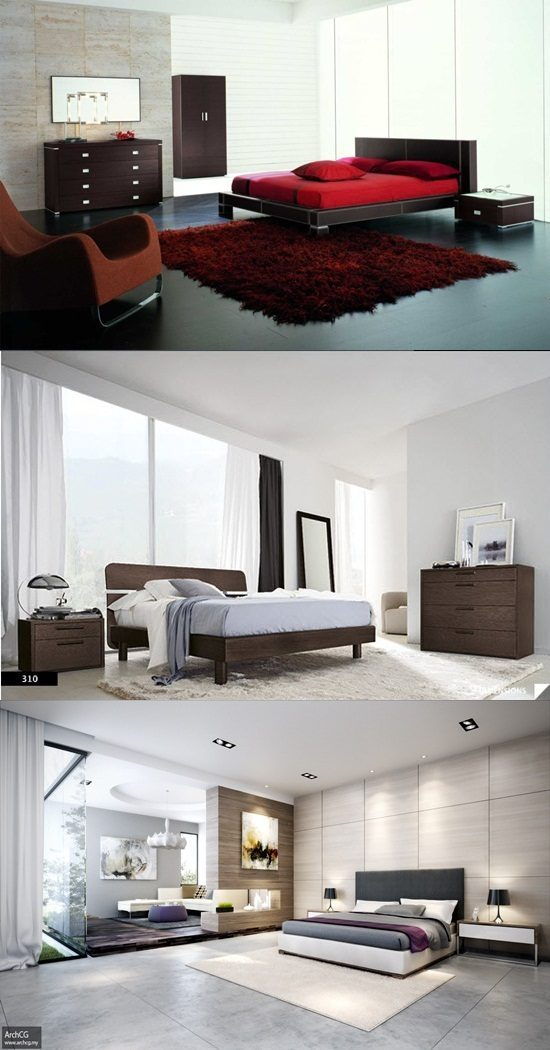 Stunning Ideas for Modern Bedroom Design